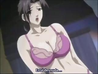 Beautiful Anime Milf Gets 2 Cocks To Suck Coupled with Fuck - Hent