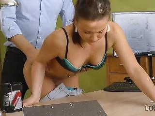 Loan4k. What Can Be Better For Girl Than Impassioned Sex For Cash