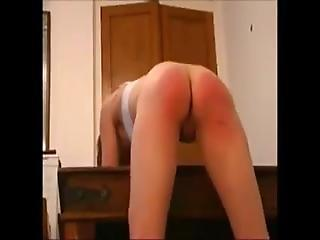 Immutable Caning Pussy Driping