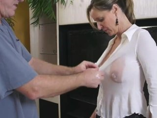Amazing Big Tits  Mom Old and Young