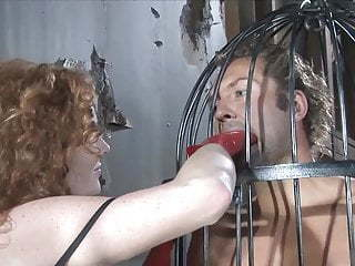 Audrey Hollander Frees Her Slave For Sex For Some Anal Sex