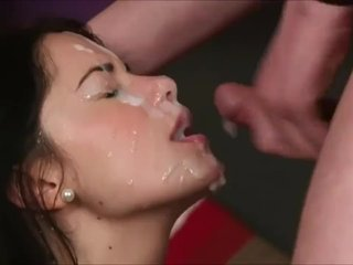 Big Facial cumshots - Mix