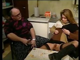 European German Stockings Vintage Wife
