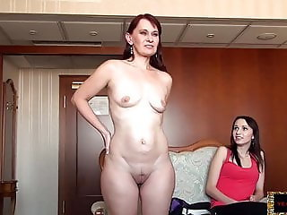 Mother coupled with Daughter Vera Delight coupled with Chelsy Sun Casting