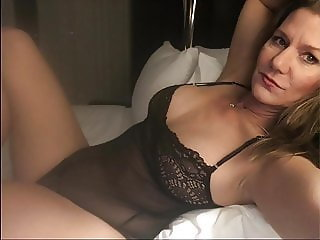 Amateur Amazing Lingerie  Mom