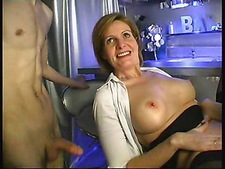 Amateur Mature Mom Old and Young Wife
