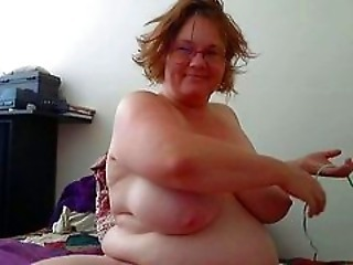 BBW morning masterbation