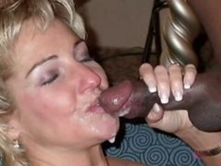 Amateur Cuckold Cumshot Facial Interracial Wife