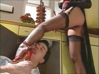 Michelle Thorne Foot Fetish