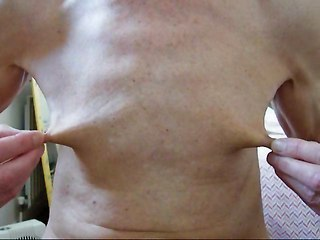 Nipple Play And Jerkoff