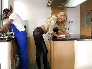 Ivana Make less painful  - In Need be advisable for a Plumber
