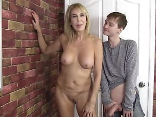 Amazing  Family Mature Mom Old and Young