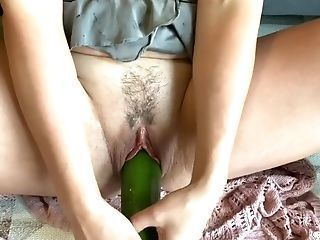 Amazing  Masturbating Solo Toy Wife