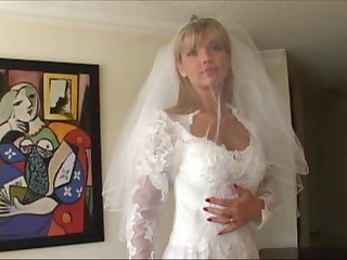 Amateur Bride Cute Teen Wife