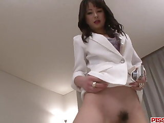Top nurse, Ayumi Iwasa, sensual - More at Pissjp.com