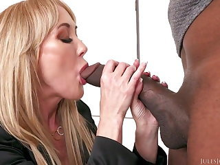 fit milf and  a BBC