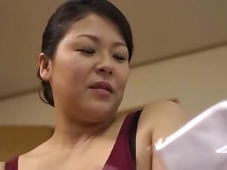 Amazing Asian Japanese Mature Mom